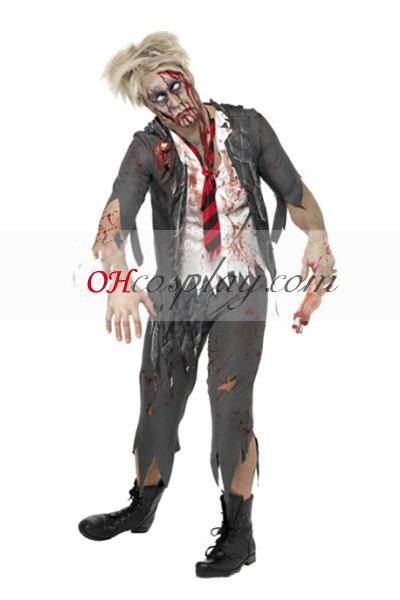 Traje Cosplay Uniforme de Halloween del niño