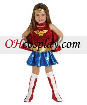Wonder Woman Traje Toddler