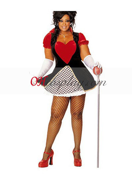 Alice in Wonderland March Hare Cosplay Costume