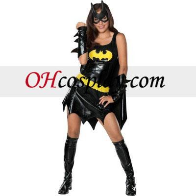 Batgirl Deluxe Voksen drakt