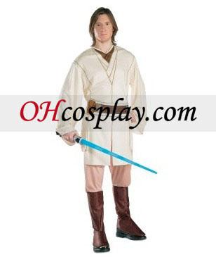 Star Wars Obi-Wan Kenobi Voksen drakt