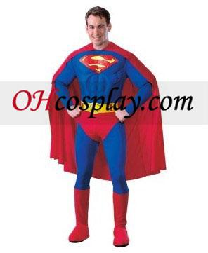 Superman Deluxe Adult Traje