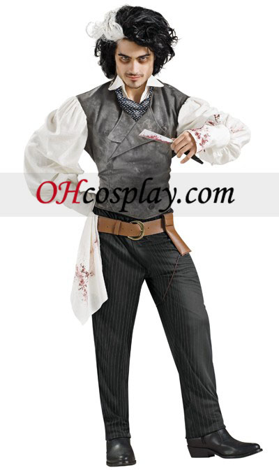 Sweeney Todd Deluxe Adult Costumes