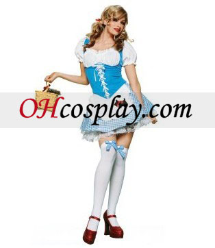 Wizard of Oz Dorothy Girl Adult