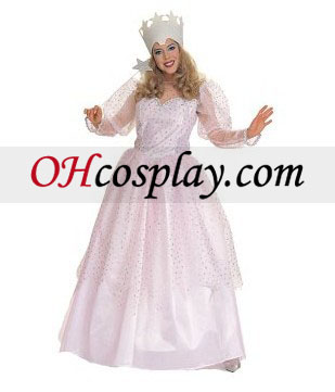 The Wizard of Oz Glinda Adult Costumes