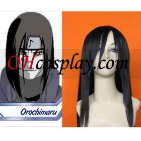 Orochimaru Naruto Cosplay parykk