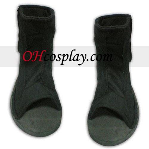 鳴門市コスプレアクセサリ黒い靴