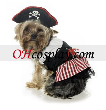 Pirate Puppy Costume