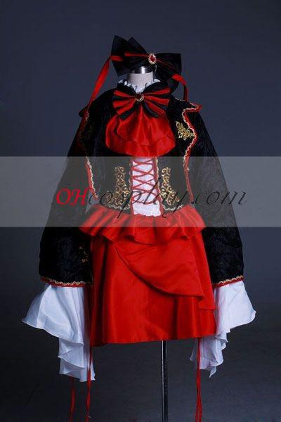 Vocaloid Kagamine Rin / Len Cosplay Costume Custom