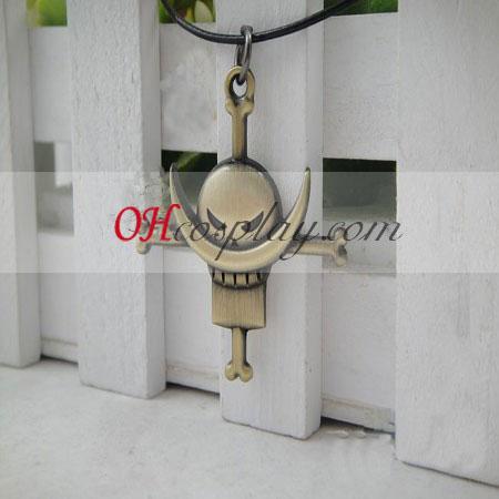 One piece Edward Newgate necklace