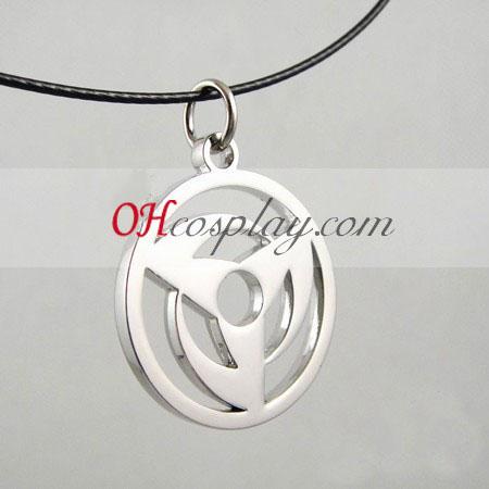 Naruto Syaringan necklace