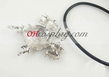 World of warcraft Orc badges necklace