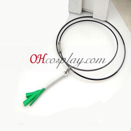 Vocnloid onion necklace