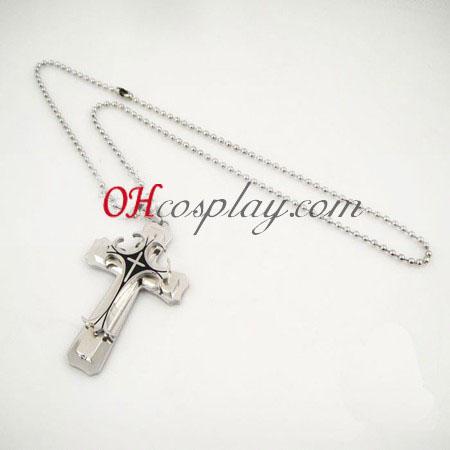 Vampire Knight Cross necklace