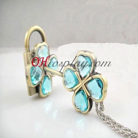 Shugo Chara Love Locker necklace