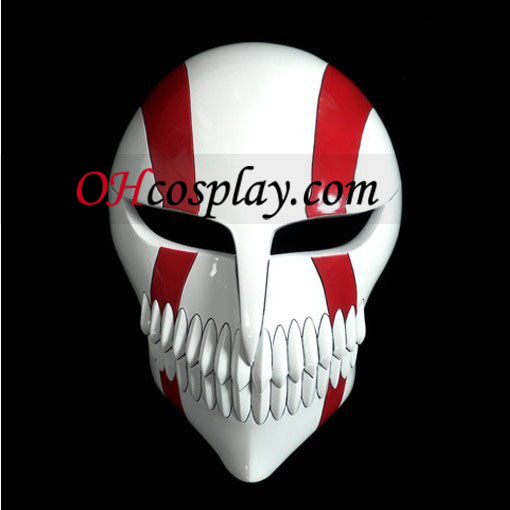 Bleach Cosplay Accessories Ichigo Full Hollow Mask C (Deluxe Edition)