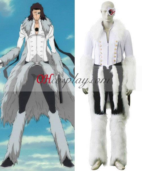 Bleach Primera Espada Starrk Liberate Cosplay Costume
