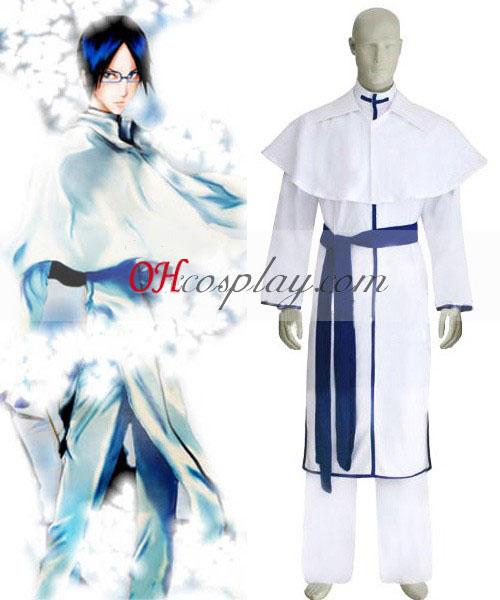 Bleach Ishida Uryuu Cosplay Costume