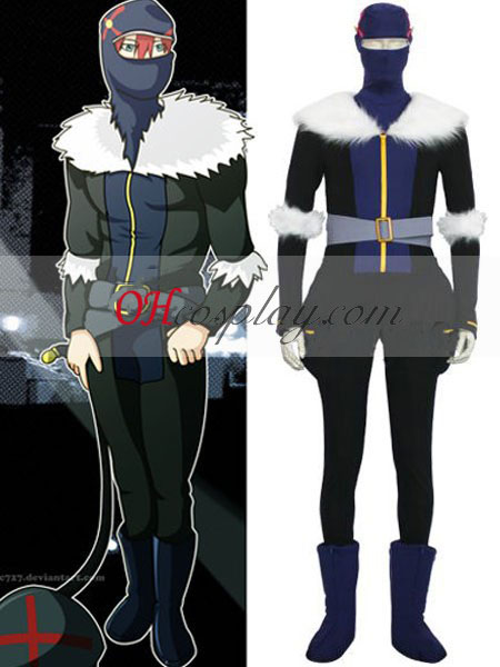 Bleach Nova Ninja Cosplay Costume