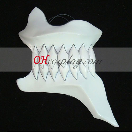 Bleach Cosplay Accessories Sexta Espada Grimmjow Jeagerjaques Mask