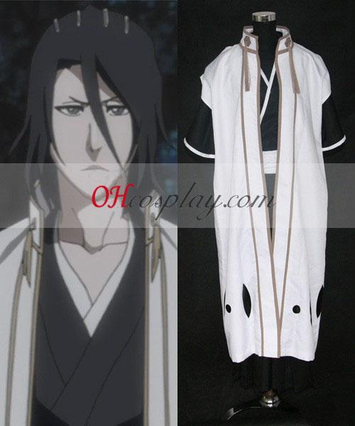 Bleach 6th Division Captain Kuchiki Byakuya New Coat Costume