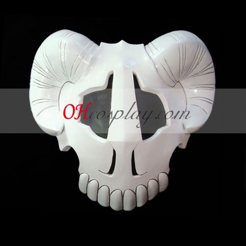 Bleach Cosplay Accessories Tercera Espada Neliel Tu Oderschvank Mask