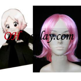 Bleach 11th Division Kusajika Yachiru Cosplay Wig