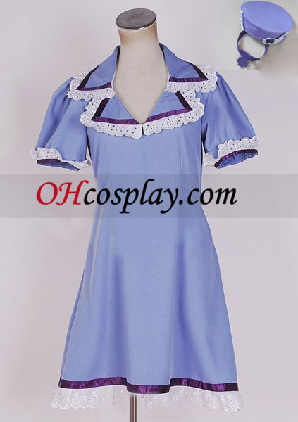 Vocaloid Luka Megurine nurse series Cosplay Costume