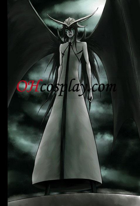 Bleach Ulquiorra Schiffer Final Hollow Cosplay Costume
