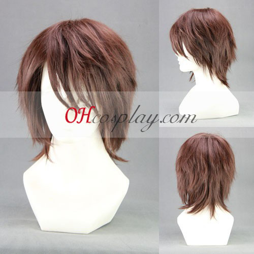 Final Fantasy Type-0 Noel Kreiss Brown Cosplay Wig