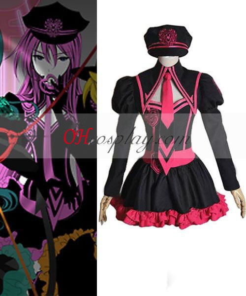 VOCALOID Love Philosophia Luka Cosplay Halloween Costume For USA