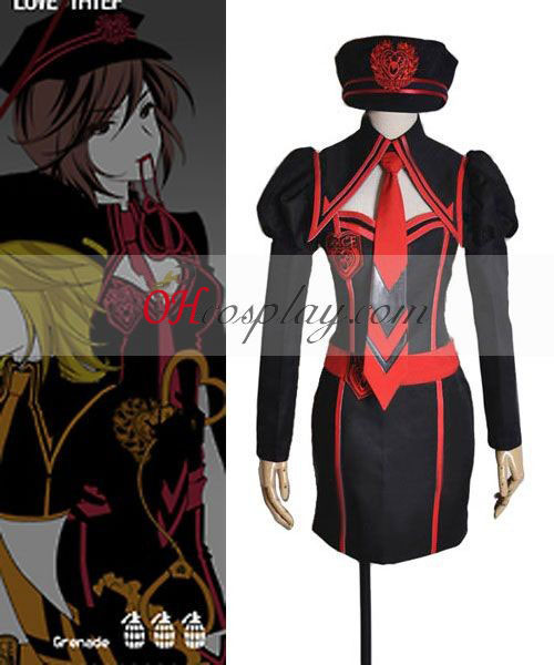 VOCALOID Love Philosophia Meiko Cosplay Hallowee Costume in USA