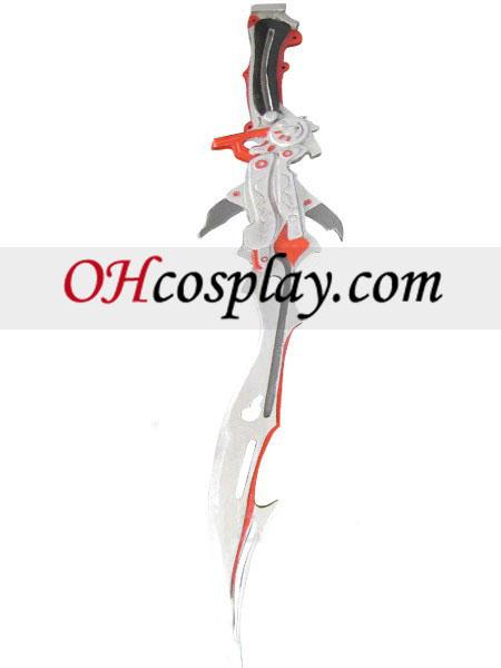 Final Fantasy XIII Lightning Cosplay zbraň