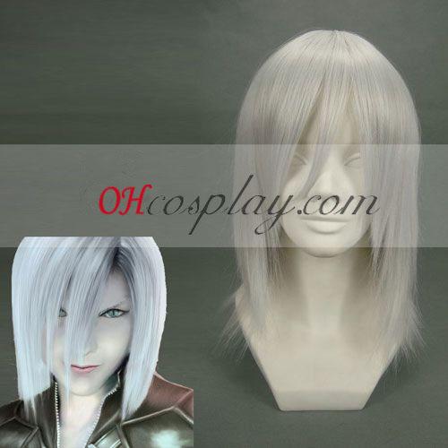 Final Fantasy Kadaj Sliver Cosplay Wig