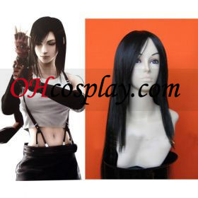 Final Fantasy VII Tifa Lockhart Cosplay Wig