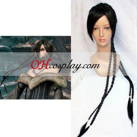 Final Fantasy X 10 LuLu Cosplay Wig
