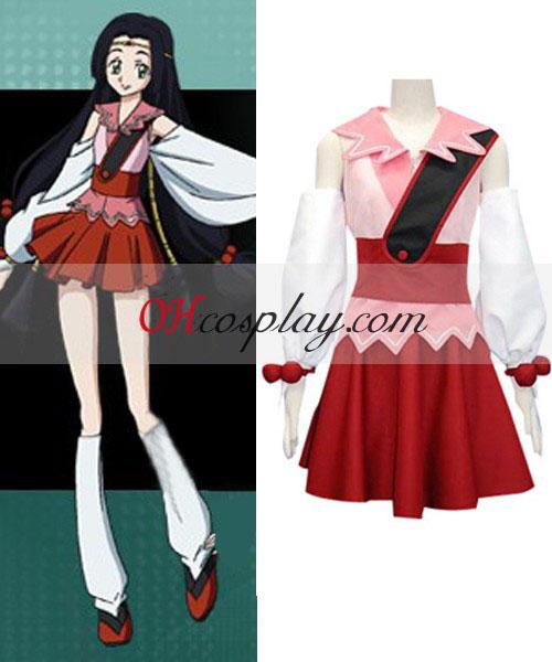 Code Geass R2 Kaguya Sumeragi Cosplay Costume