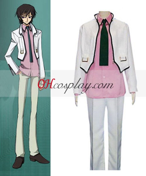 Code Geass Lelouch (Casual wear) Cosplay Costume