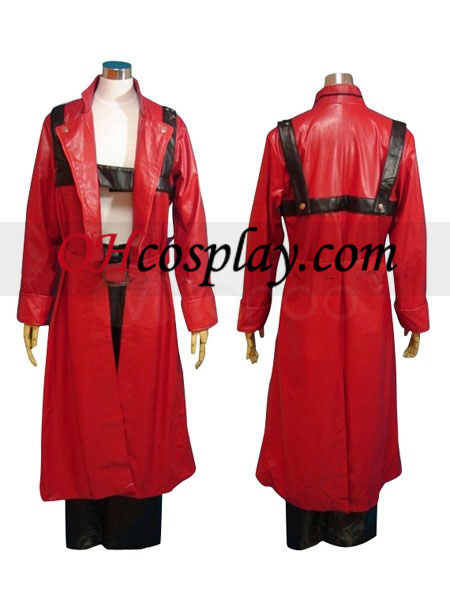Dante Cosplay Costume from Devil May Cry Cosplay Halloween Costume Online Store