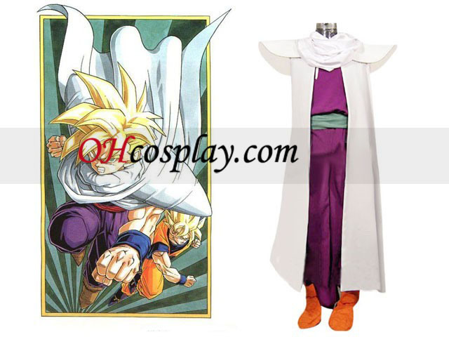 Dragon Ball Son Goten Cosplay Costume