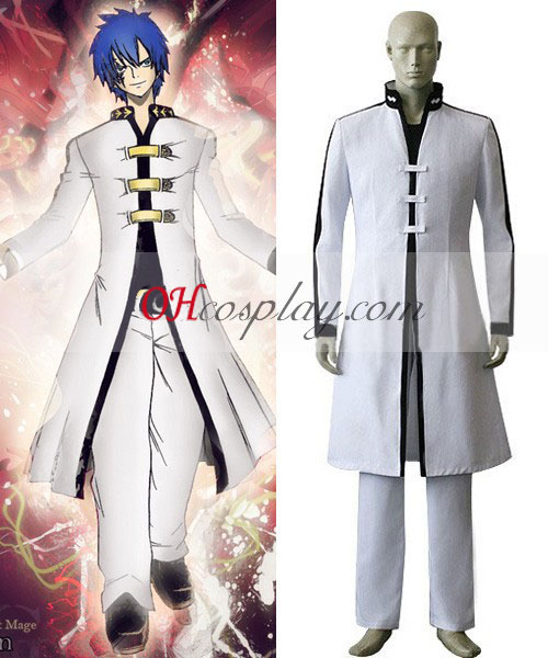 Taianomainen Fairy Tail Gerard Fernandes Cosplay asu