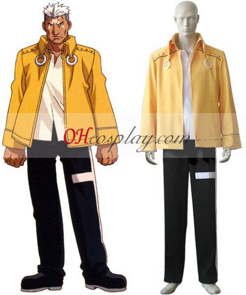 Fullmetal Alchemist Scar Cosplay Costume