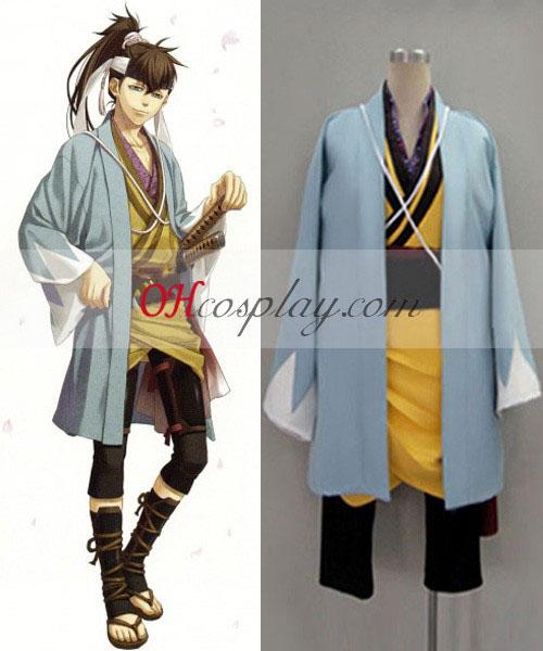 Hakuouki Heisuke Todo Cosplay Costume