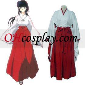 Inuyasha Kikyo Cosplay Halloween Costume Online Store