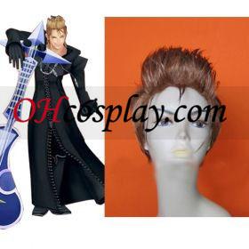 Kingdom Hearts II Organization XIII Demyx Cosplay Wig