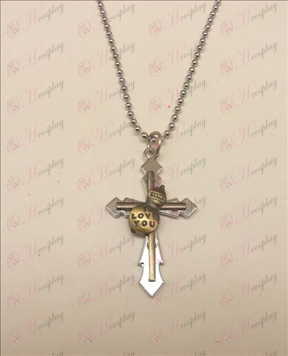 Naruto gourd cross necklace (box) Halloween Accessories Online Store