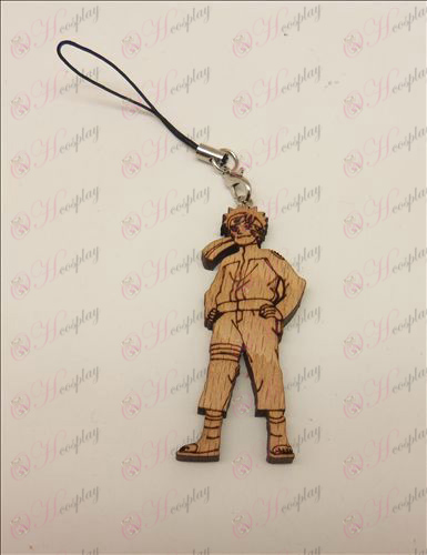 Wood carving Ming Human rope