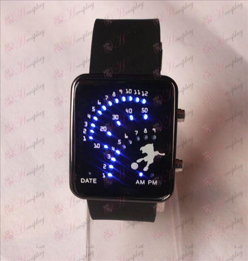 Conan 16-årsjubileet for vifteformet LED Watch