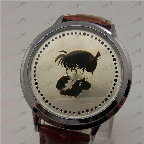 Advanced kosketusnäyttö LED Watch (Conan merkki)