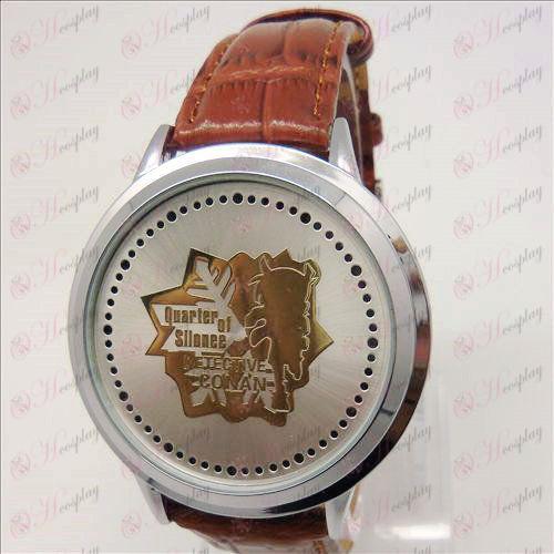 Pokročilá dotyková obrazovka LED hodinky (Conan 15 výročie)